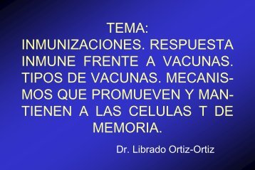 Vacunas - Medic.ula.ve