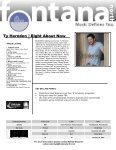 "ARTIST(S) ā€"" RELEASE TITLE - Fontana North - Page 7"