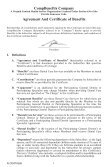 DHMO Certificate of Benefits - Lake County - Page 2