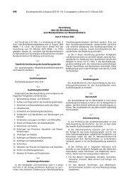 Bundesgesetzblatt Teil 1; Nr. 9 - BiBB