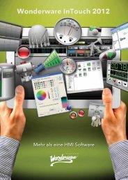 Mehr als eine HMI Software - Wonderware