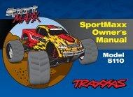 SportMaxx Manual Part 1 - E-flite