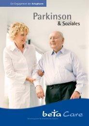 Ratgeber Parkinson - Schmerzzentrum Ludwigshafen