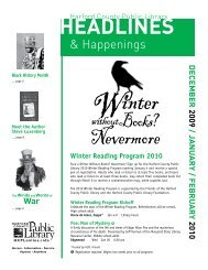 Nevermore - Harford County Public Library