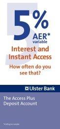 AER - Ulster Bank