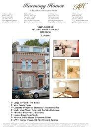 VIKING HOUSE 49 CASTLEMONA AVENUE DOUGLAS ... - ISSL