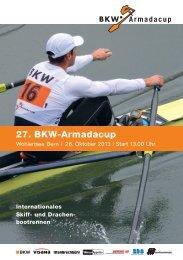 Programmheft - BKW Armada-Cup