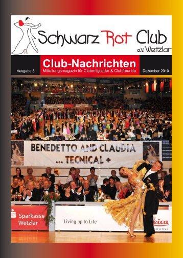 Club-Nachrichten - beim Schwarz-Rot-Club e. V. Wetzlar