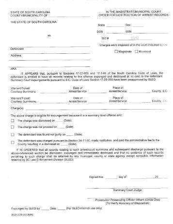 handout - Municipal Association of South Carolina