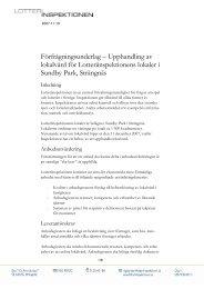 Förfrågningsunderlag – Upphandling av lokalvård för ...