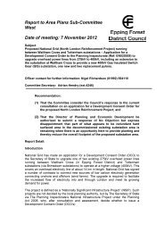 National Grid Application PDF 138 KB - Epping Forest District Council