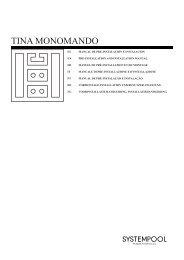 TINA MONOMANDO - Pre e Instalacion