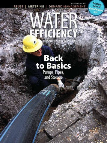 June 13, 2011 - WATER EFFICIENCY MAGAZINE ... - Gwfathom.com