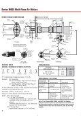 Series M002 Multi-Vane Air Motors - Pegamo - Page 3