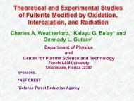 45 Theoretical and Experimental Studies of Fullerite Modified by ...