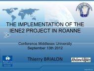Implementation project 2 - Ieneproject.eu