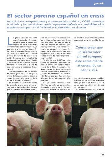 diciembre 2007 - enero 2008 - Cooperativas Agro-alimentarias
