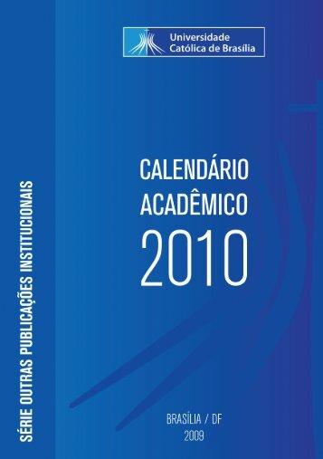 ApresentAção - Universidade Católica de Brasília