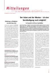 April 2006 - Anthroposophische Gesellschaft in Deutschland