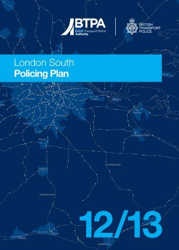 London South - British Transport Police Authority