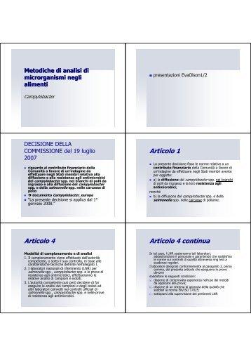 7 metodiche_2a parte (pdf, it, 952 KB, 6/10/09)
