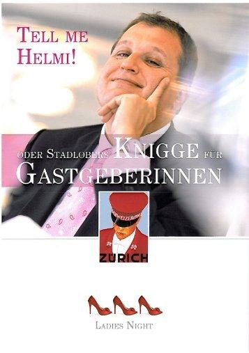 Page 1 Page 2 Tell me, Helmi! oder Sfodlobers Knigge ffir ...