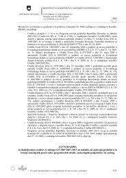 1/21 JAVNI RAZPIS za dodeljevanje sredstev iz ukrepa 123 PRP ...