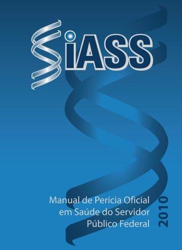 Manual de Perícia Oficial em Saúde do Servidor Público Federal
