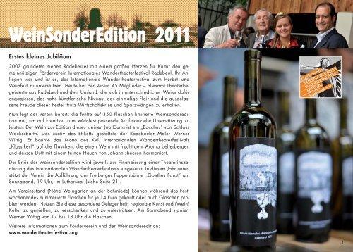 HERBST& WEINFEST - Herbst- und Weinfest Radebeul
