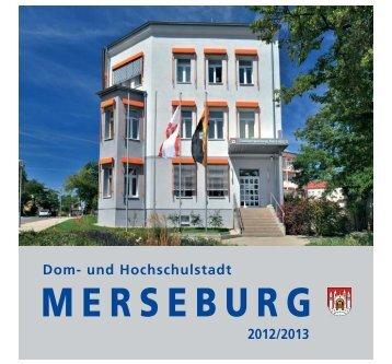 hochschule zwischen Innovation und Tradition - Stadt Merseburg