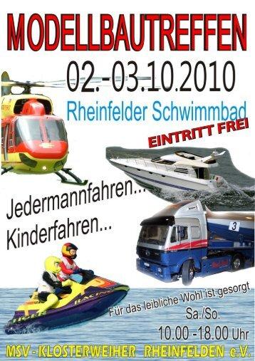 3 free magazines from msv klosterweiher de for Schwimmbad becken