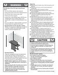 PRODUCT GUIDE MODEL 463269011 - Char-Broil Grills - Page 7