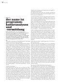 Zukunftswunsch: Weltfrieden Endsieg – ein Master-Abschlussfilm ... - Page 6