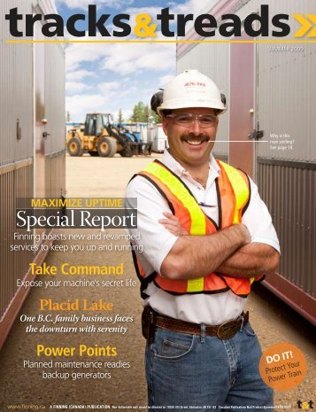 Special Report - Finning Canada