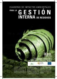 Guía para la gestión interna de residuos - ecometal - Aimme