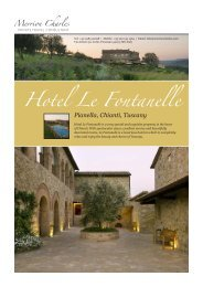 Hotel Le Fontanelle - Merrioncharles.com