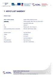 REFERENCE M - E-ZAK SUKL - Státní ústav pro kontrolu léčiv