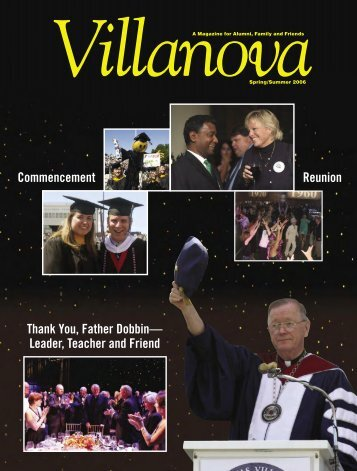 VN_SPR SUM_06 covers FINAL.indd - Villanova University