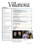 VN_SPR SUM_06 covers FINAL.indd - Villanova University - Page 3