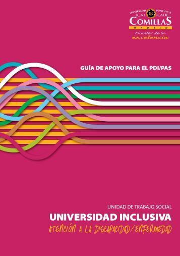 GuÍa de aPOYO Para el Pdi/Pas - Universidad Pontificia Comillas