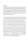 Dar Es Salaam, Tanz - SNHU Academic Archive - Southern New ... - Page 6