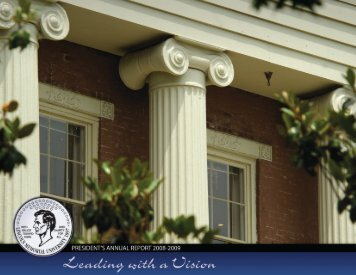 2008-2009 - Lincoln Memorial University