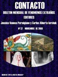 AÑO III Nº 27 - Archivos Forteanos Latinoamericano.