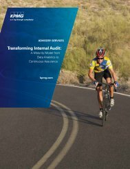 Transforming Internal Audit - Acl.com
