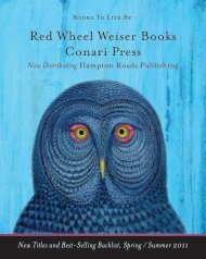 Red Wheel Weiser Books Conari Press