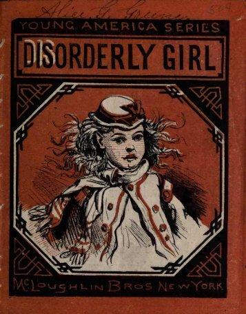Disorderly girl - Tim And Angi