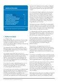 miljömärkning sverige ab hållbarhetsredovisning 2011 - Svanen - Page 2