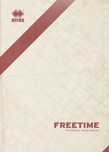 Errea Freetime PDF