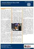 Annette Widmann-Mauz MdB Aus dem Parlament - Page 2
