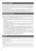 Panasonic WV-SP509 Installation Guide - Use-IP - Page 6